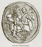 Great Seal of William and Mary