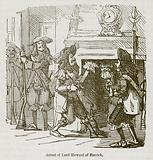 Arrest of Lord Howard of Escrick