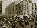 The Jews' Market, Wentworth Street, London