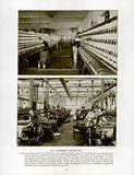 In a Lancashire Cotton Mill