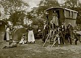 A Gipsy Encampment in Essex