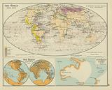 The World 1588-1650