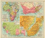 Modern Europeanisation of Africa European Possessions and Spheres of Influence at the Outbreak …