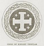 Cross of Knight Templar