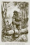 Ali Baba's First Sight of the Forty Thieves