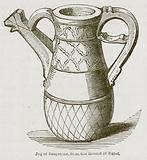 Jug of Soapstone, from the Mound of Babel