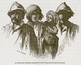 A Nestorian Family employed in the Excavations at Kouyunjik