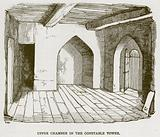 Upper Chamber in the Constable Tower
