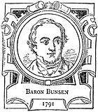 Baron Bunsen