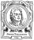 Prince Talleyrand