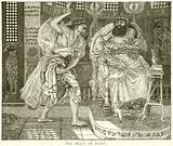 The Death of Eglon