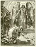 Balaam and his Ass