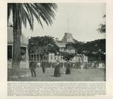 Royal Palace, Honolulu, Sandwich Islands