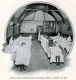 Alexandra Orphanage (Hornsey Rise): Going to Bed