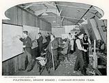 Polytechnic, Regent Street: Carriage-Building Class