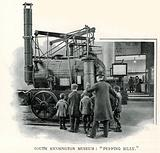 """South Kensington Museum: """"Puffing Billy"""""""