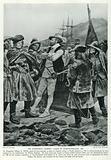 Sir Humphrey Gilbert Lands in Newfoundland, 1583