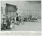 Iyeyasu gives an Audience to Will Adams, 1600