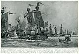 The Battle of Sluys, June, 1340