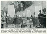The Battle of Damme – First Great English Naval Victory, 1213