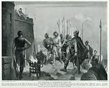 The Surrender of Bamborough Castle, 1095