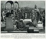 A Norman Knight Usurps the Throne of Alexius I