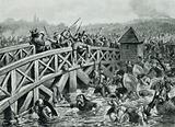 The Battle of Stamford Bridge, September 25th, 1066