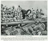 The Nawab's Artillery at Plassey