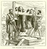 The Pillory (16th Century)