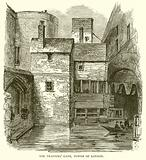 The Traitors' Gate, Tower of London