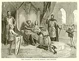 The Ceremony of Feudal Homage, 12th Century