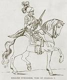 English Cuirassier, Time of Charles I