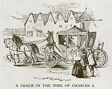 A Coach in the Time of Charles I