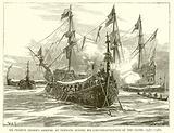 Sir Francis Drake's Arrival at Ternate during his Circumnavigation of the Globe, 1577 – 1580