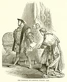 The Dismissal of Cardinal Wolsey, 1529