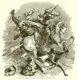Fight for the Standard at the Battle of Edgehill, 1642