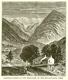 Glencoe (Scene of the Massacre of the Macdonalds, 1692)