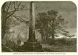 Obelisk at Chipping Barnet to Commemorate the Battle, Fought in 1471