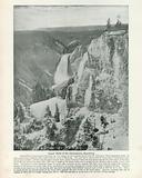 Lower Falls of the Yellowstone, Wyoming