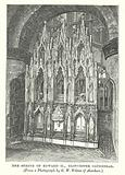 The Shrine of Edward II, Gloucester Cathedral