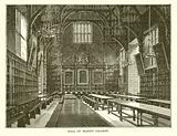 Hall of Trinity College