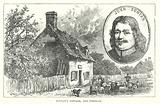 Bunyan's Cottage, and Portrait