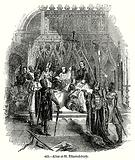 Altar at St Edmundsbury