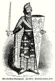 Geoffrey Plantagenet. (Le Bel.) Kerrick's Collect, 6728