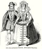 Earl and Countess of Somerset