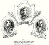 Sir Dudley North. Dr. Davenant. Sir Josiah Child