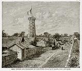 Rice Tower and Magazine of Bac-Ninh