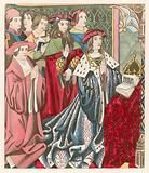 Henry VI and his Court
