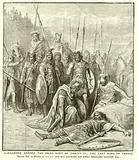 Alexander before the Dead Body of Darius III, the Last King of Persia