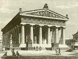 An Early Doric Temple: The Sanctuary of Poseidon at Paestum